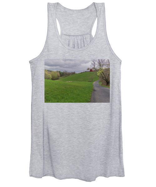 Shelburne Country Road Women's Tank Top