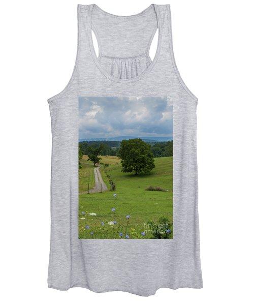 Shenandoah Summer Women's Tank Top