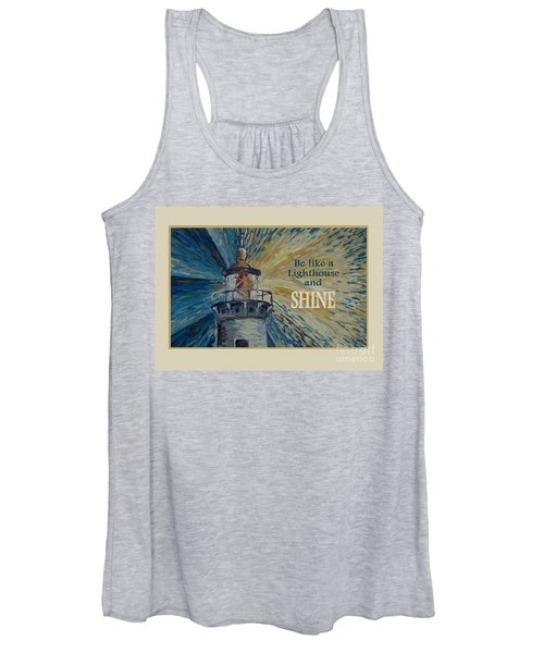 Shine Women's Tank Top