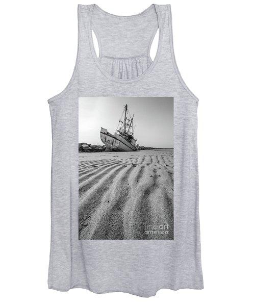 Shipwreck Provincetown Women's Tank Top