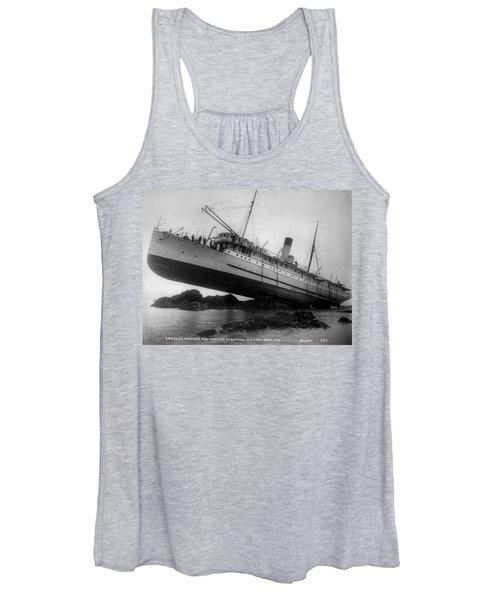 Shipwreck - Ss Princess May - August 5, 1910 Women's Tank Top