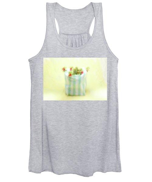 Shopping Bag Women's Tank Top