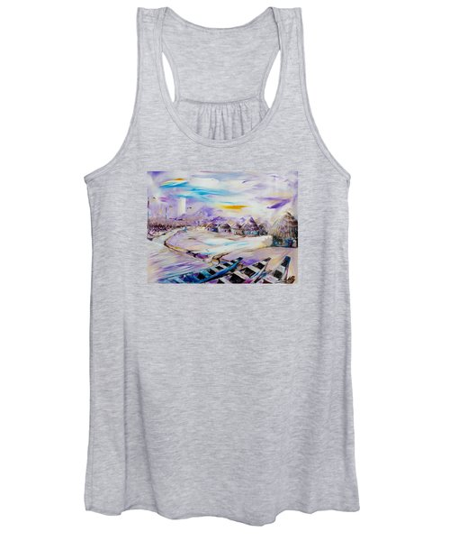Shoreline Women's Tank Top