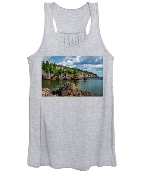 Shovel Point  Women's Tank Top