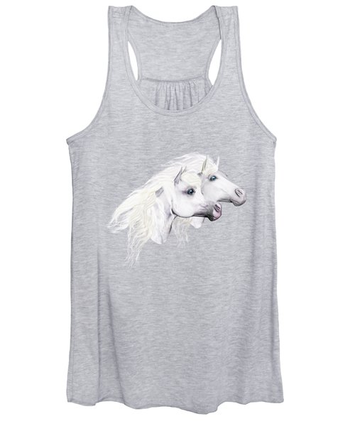 Silver Manes Women's Tank Top