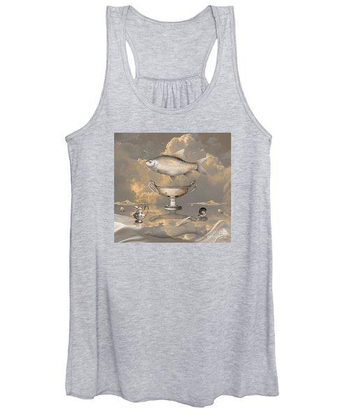 Silver Mood Women's Tank Top