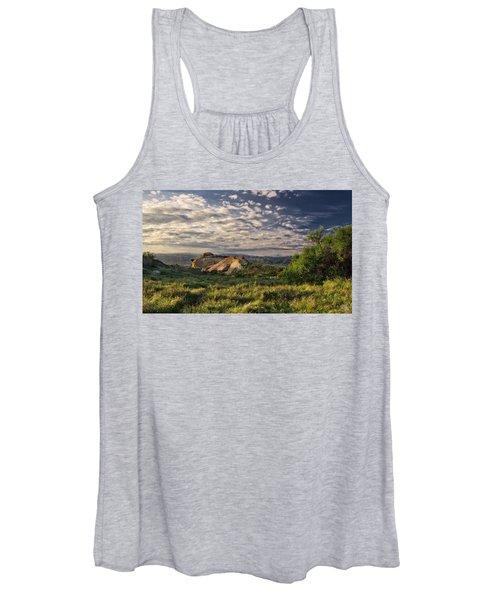 Simi Valley Overlook Women's Tank Top