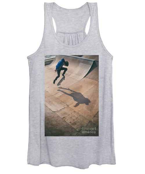 Skater Boy 001 Women's Tank Top
