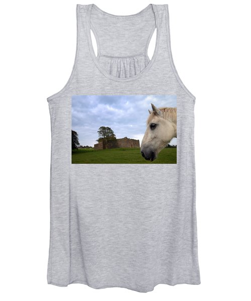 Skipness Castle Women's Tank Top