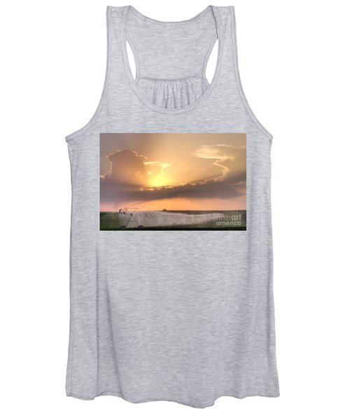 Sky And Water Women's Tank Top