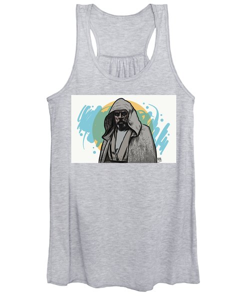 Skywalker Returns Women's Tank Top