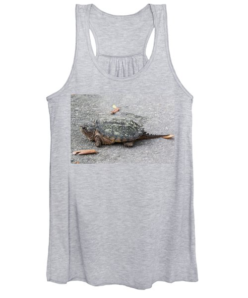 Slow Crossing 3 March 2018 Women's Tank Top
