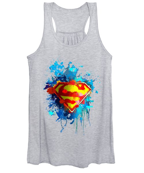Smallville Women's Tank Top