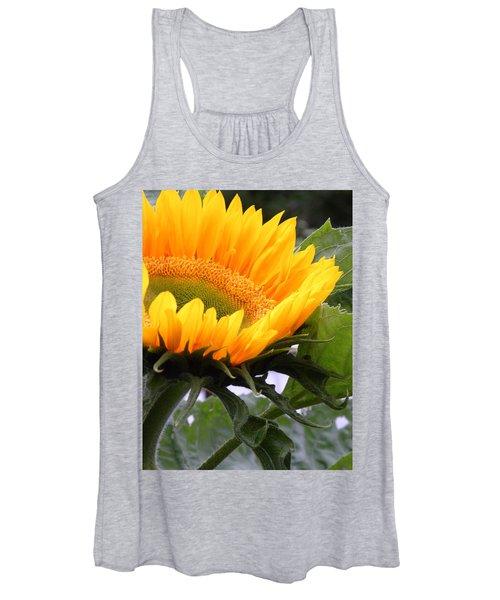 Smiling Flower Women's Tank Top