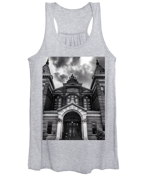 Smithsonian Arts And Industries Building Women's Tank Top