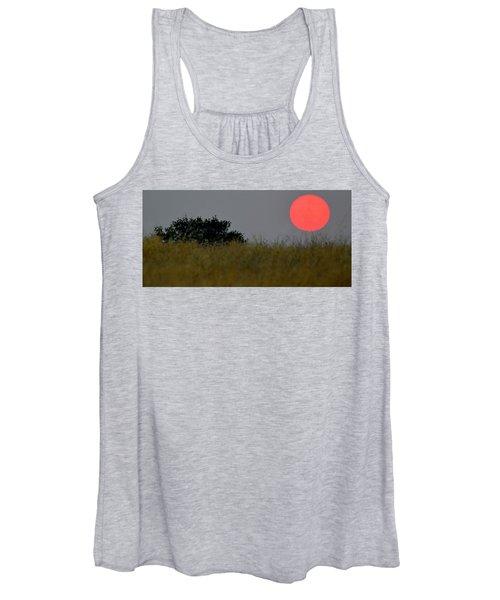 Smokey Sunset Women's Tank Top