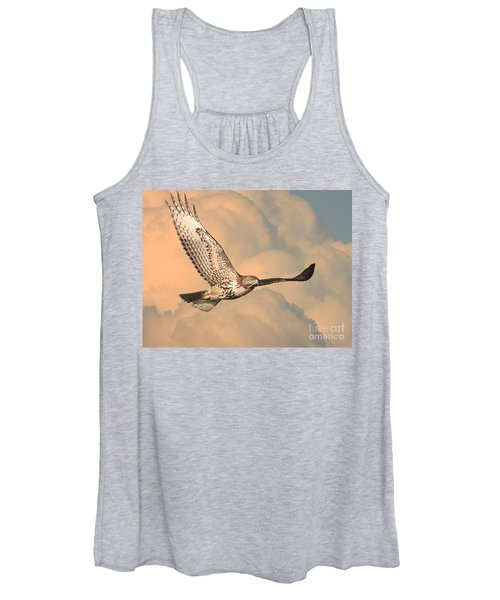 Soaring Hawk Women's Tank Top