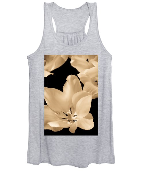 Soft Petals Women's Tank Top