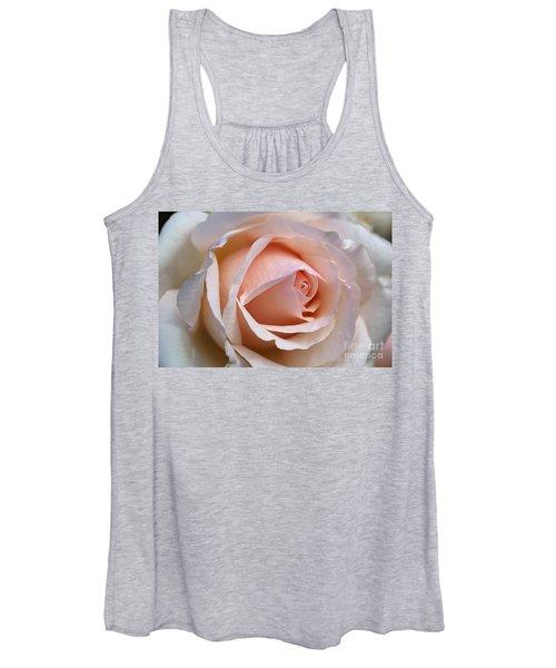 Soft Rose Women's Tank Top