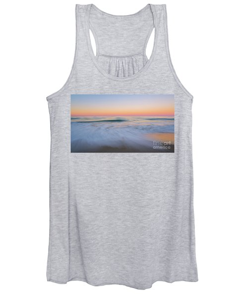 Soft Sunset  Women's Tank Top