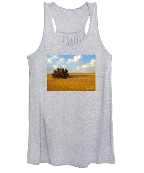Solitary Shrub Women's Tank Top