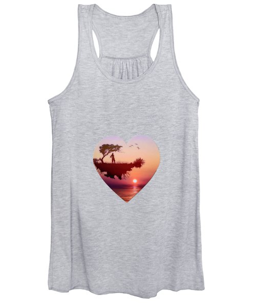Solitary Sister Women's Tank Top