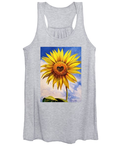 Son Kissed Women's Tank Top