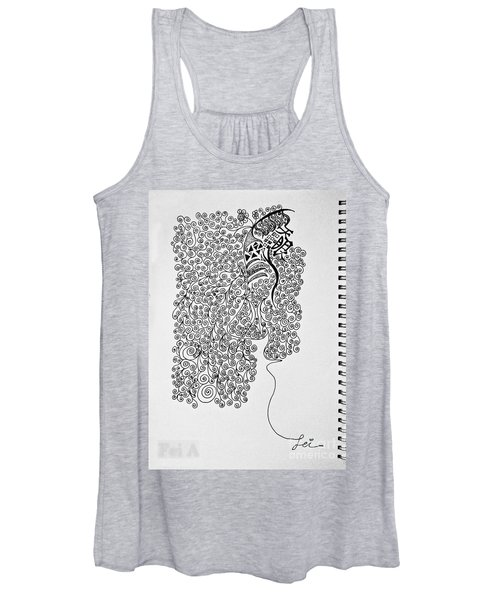 Soundless Whisper Women's Tank Top