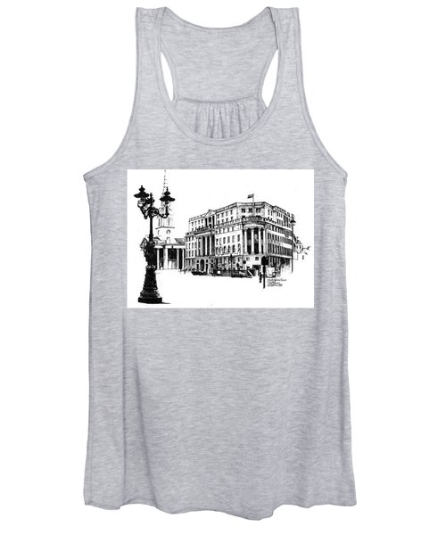 South Africa House Women's Tank Top
