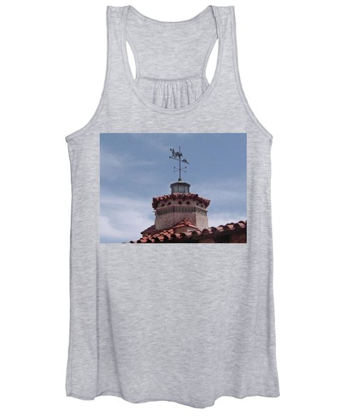 South By Southwest - Death Valley Women's Tank Top