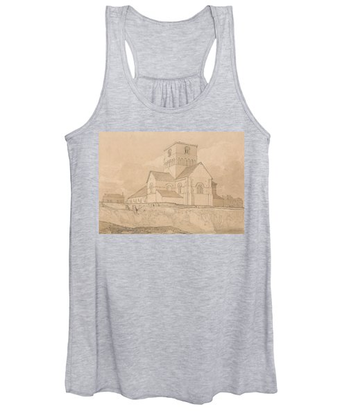 South-east View Of The Church Of Lery Women's Tank Top
