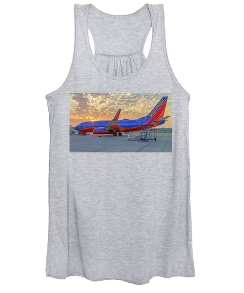 Southwest Airlines - The Winning Spirit Women's Tank Top