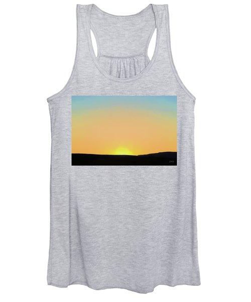 Southwestern Sunset Women's Tank Top