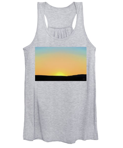 Southwestern Sunset Women's Tank Top