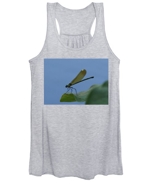 Sparkling Jewelwing #2 Women's Tank Top