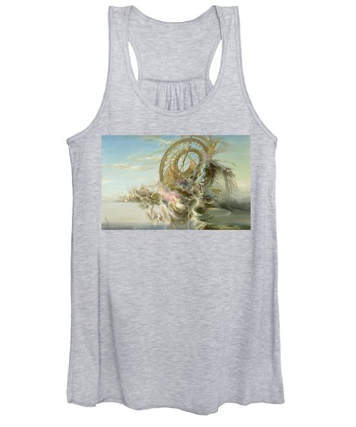 Spiral Of Time Women's Tank Top