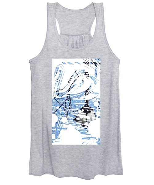 Spirit Animal . Swan Women's Tank Top