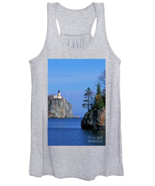 Split Rock Lighthouse - Fs000120 Women's Tank Top
