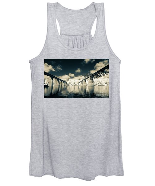 Congaree Trestles Cayce, Sc Women's Tank Top