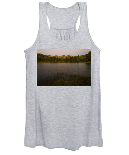 Sprague Lake Women's Tank Top