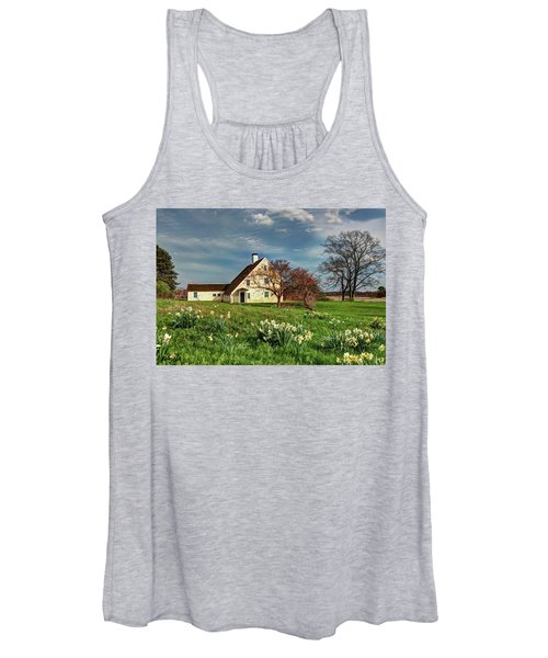 Spring At The Paine House Women's Tank Top