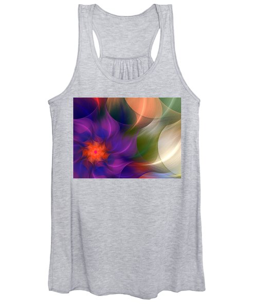 Spring Colors Women's Tank Top