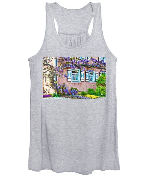 Spring In Germany Women's Tank Top