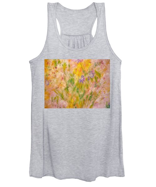Spring Meadow Women's Tank Top