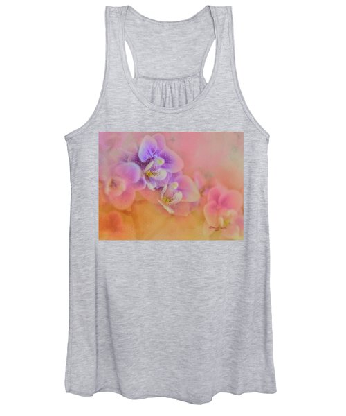 Spring Orchids Women's Tank Top