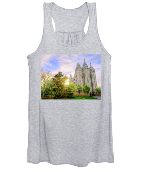 Spring Rest Women's Tank Top