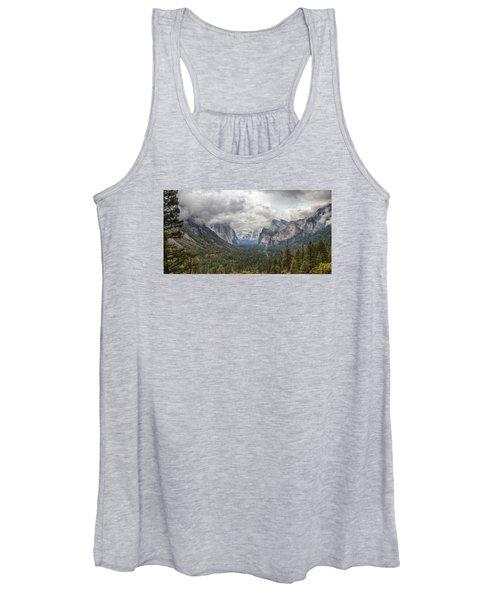 Spring Storm Yosemite Women's Tank Top