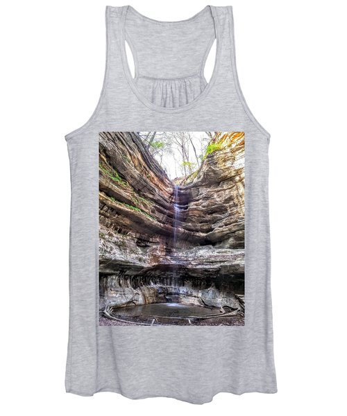 Spring Trickling In Women's Tank Top