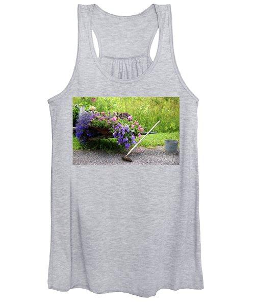 Springtime Women's Tank Top