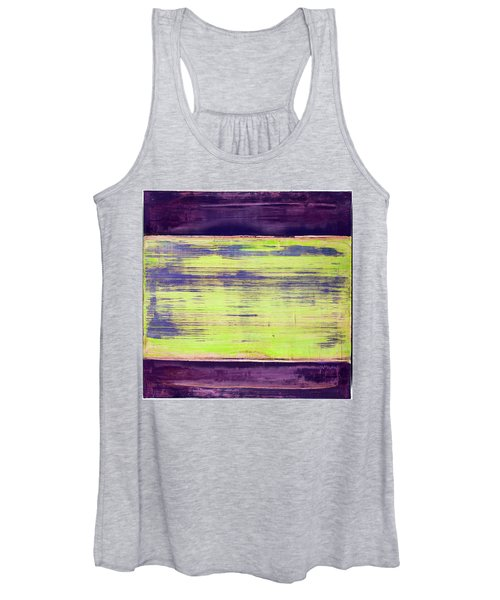 Art Print Square5 Women's Tank Top